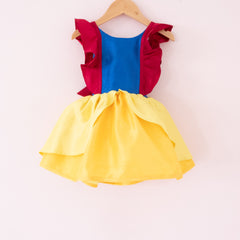 Red Apple Princess Dress