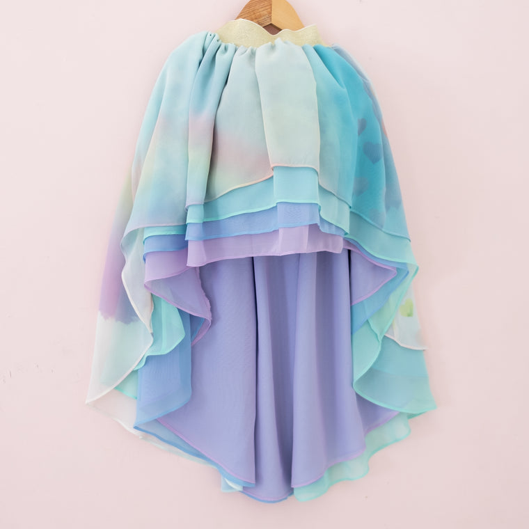 What Dreams Are Made Of Chiffon Skirt