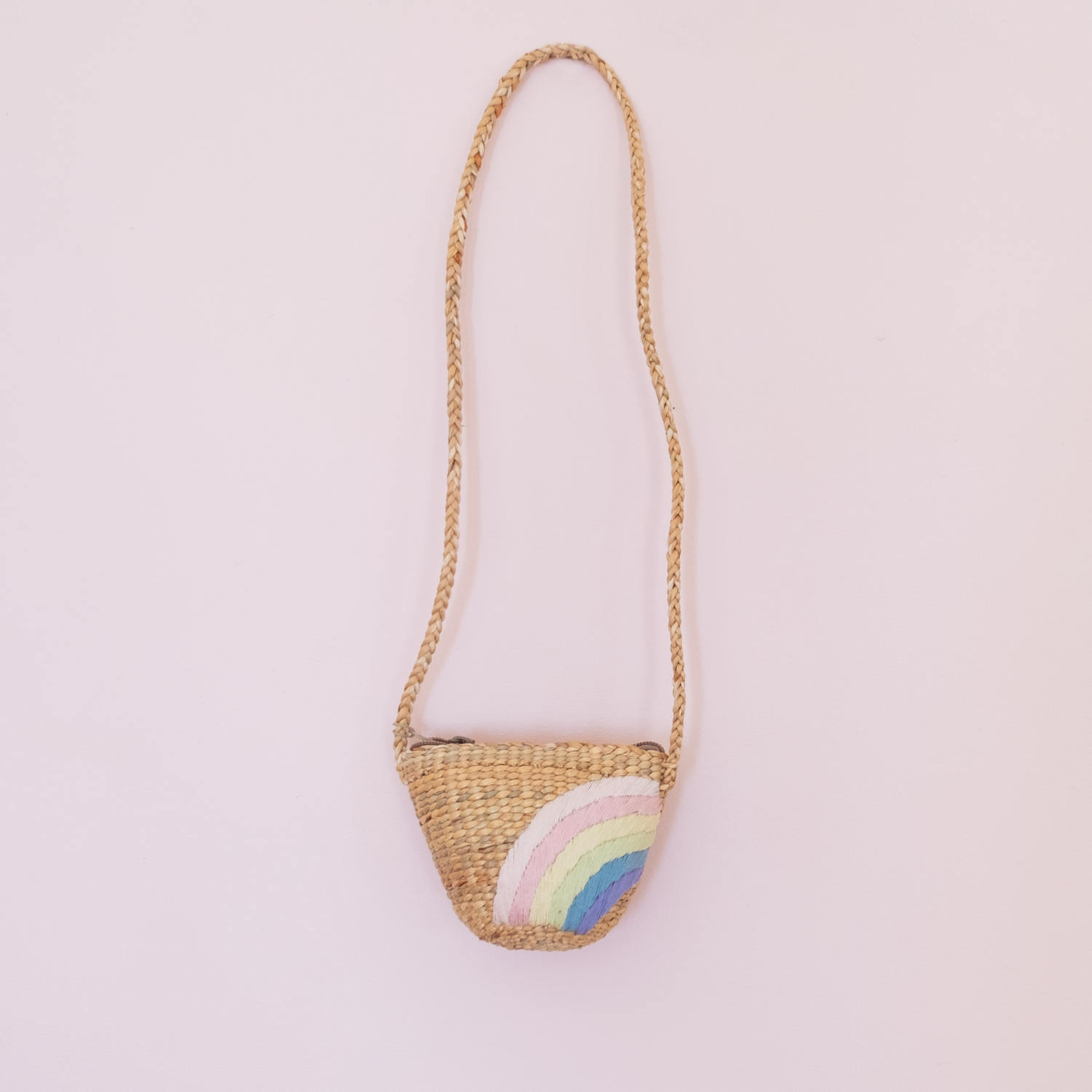 Sea and Grass Childrens Rainbow Purse