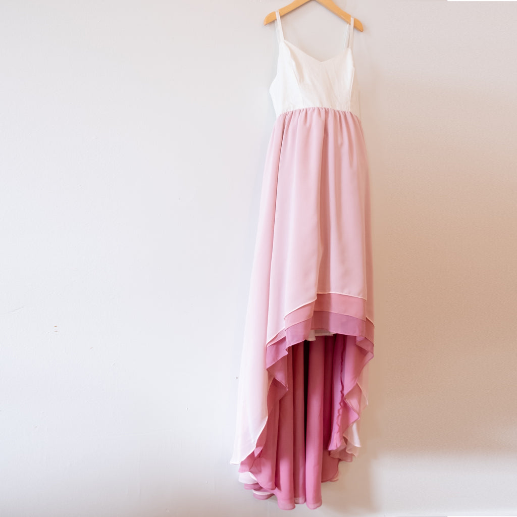 Sophia Chiffon Dress - womens