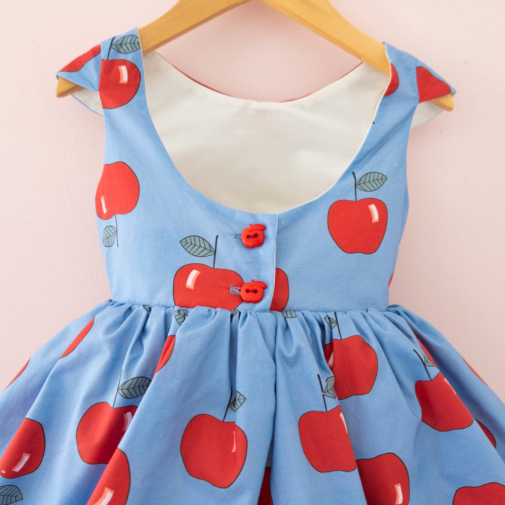 Fall Apple Vivian Dress