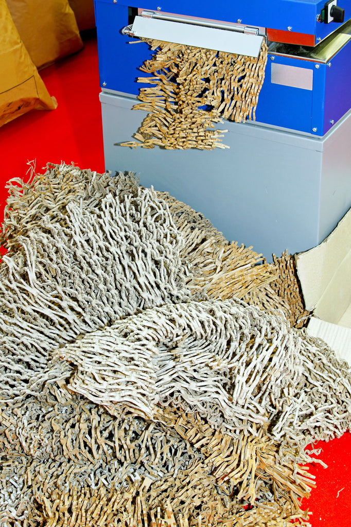 What Type of Cardboard Shredder Do You Need?