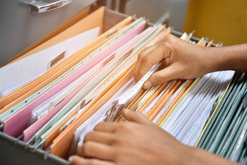 Tips for Your Paper Filing System