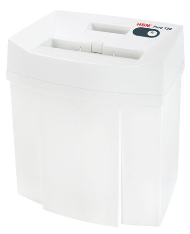 HSM Pure 120 Cross Cut Shredder