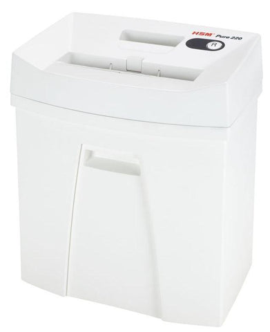 HSM Pure 220 Strip Cut Shredder