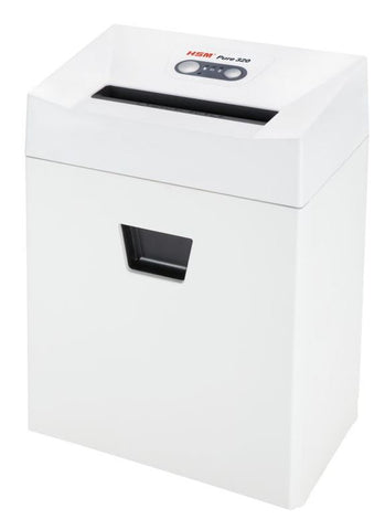 HSM Pure 320 Cross Cut Shredder