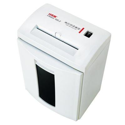 HSM Classic 102.2 Cross Cut Shredder (Discontinued)