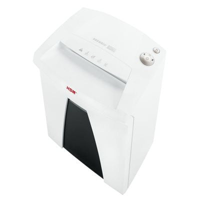 "HSM Securio B24 1/4"" Strip Cut Shredder"