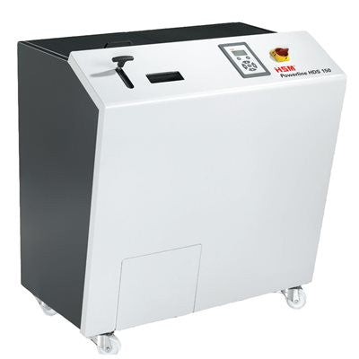 HSM HDS 150-2 Hard Drive Shredder