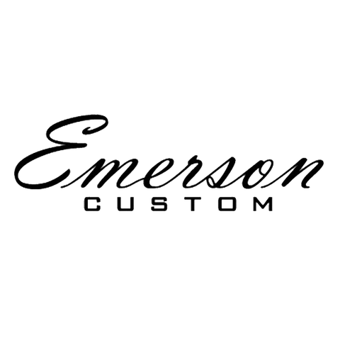 Emerson Custom Effects