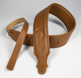 "Franklin Straps - 2.5"" Padded Leather"