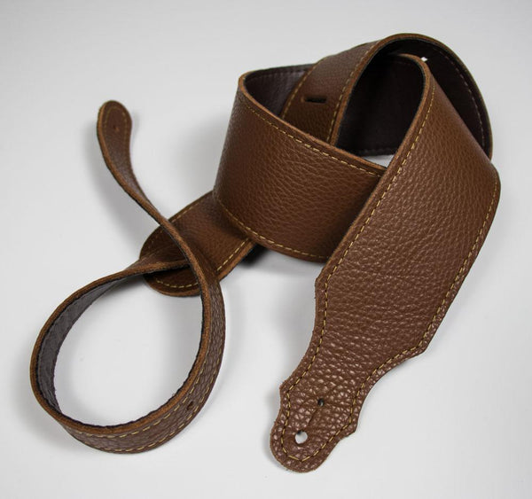"Franklin Straps - 2.5"" Leather"