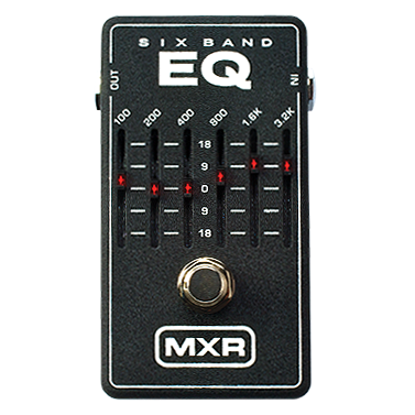 MXR M109 Six Band EQ