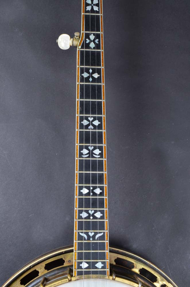 Gibson RB-6 sparkle conversion 1931-32