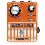 Black Cat Pedals Monster K-Fuzz Stompbox