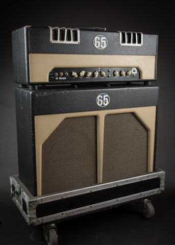 65 Amps Marquee Head and Cab