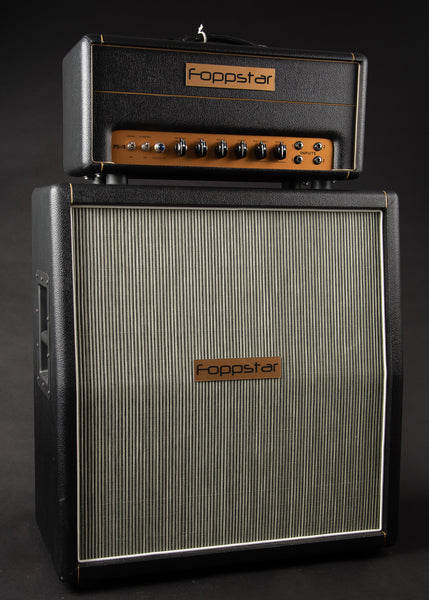 Foppstar Iris 45/50 Head & Cab - PRICE DROP