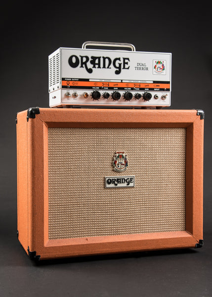 Orange Dual Terror Head and Cab