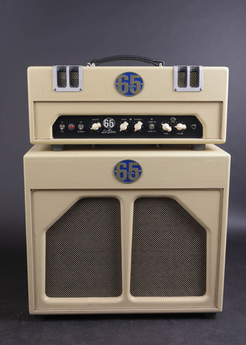 65 Amps Lil Elvis head - Carter Vintage Guitars