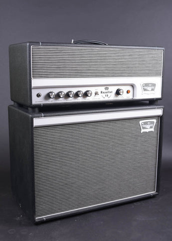 Tone King Royalist 15 Head & Cab New