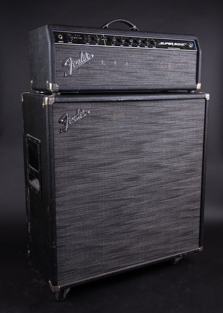 Fender Super-Sonic Half Stack