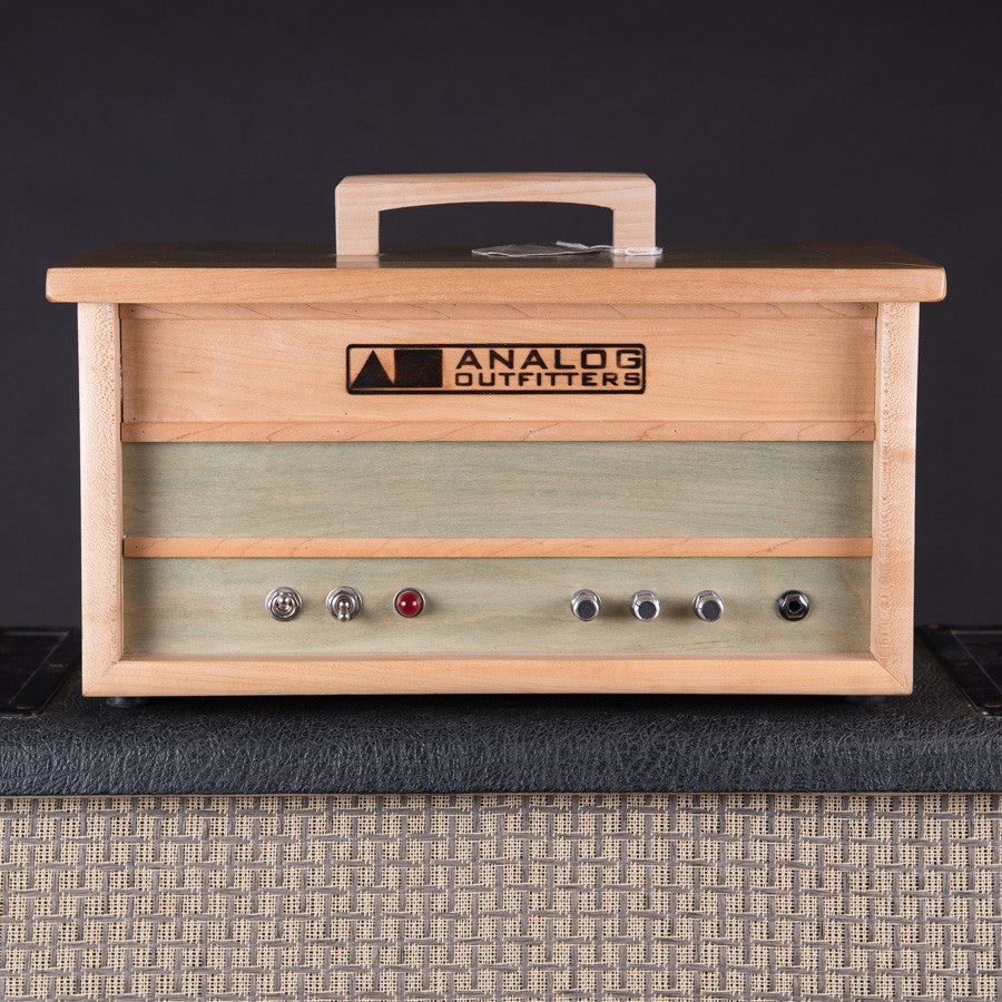 Analog Outfitters Organic 15 - Carter Vintage Guitars