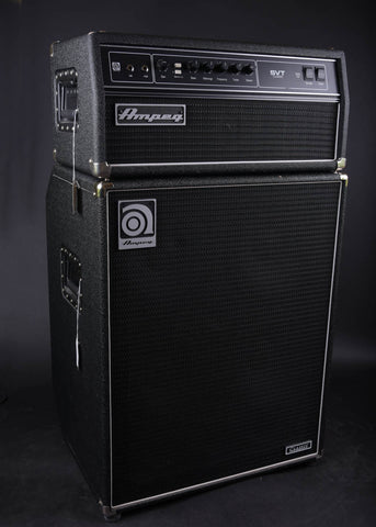Ampeg SVT Classic and SVT410HLF cab - Carter Vintage Guitars