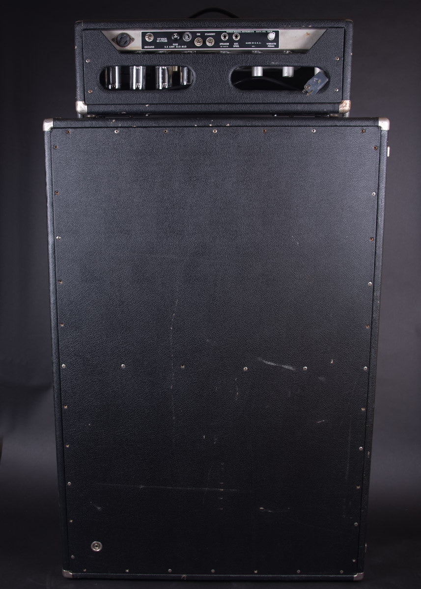 Fender Dual Showman Head & Cab