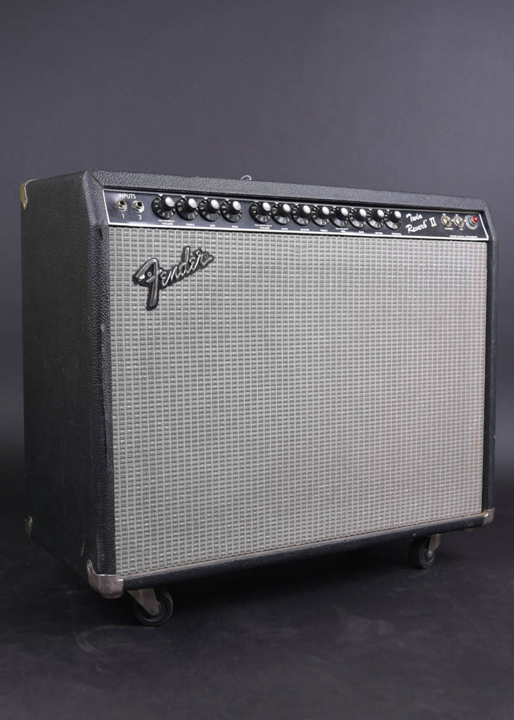 Fender Twin Reverb II 1984