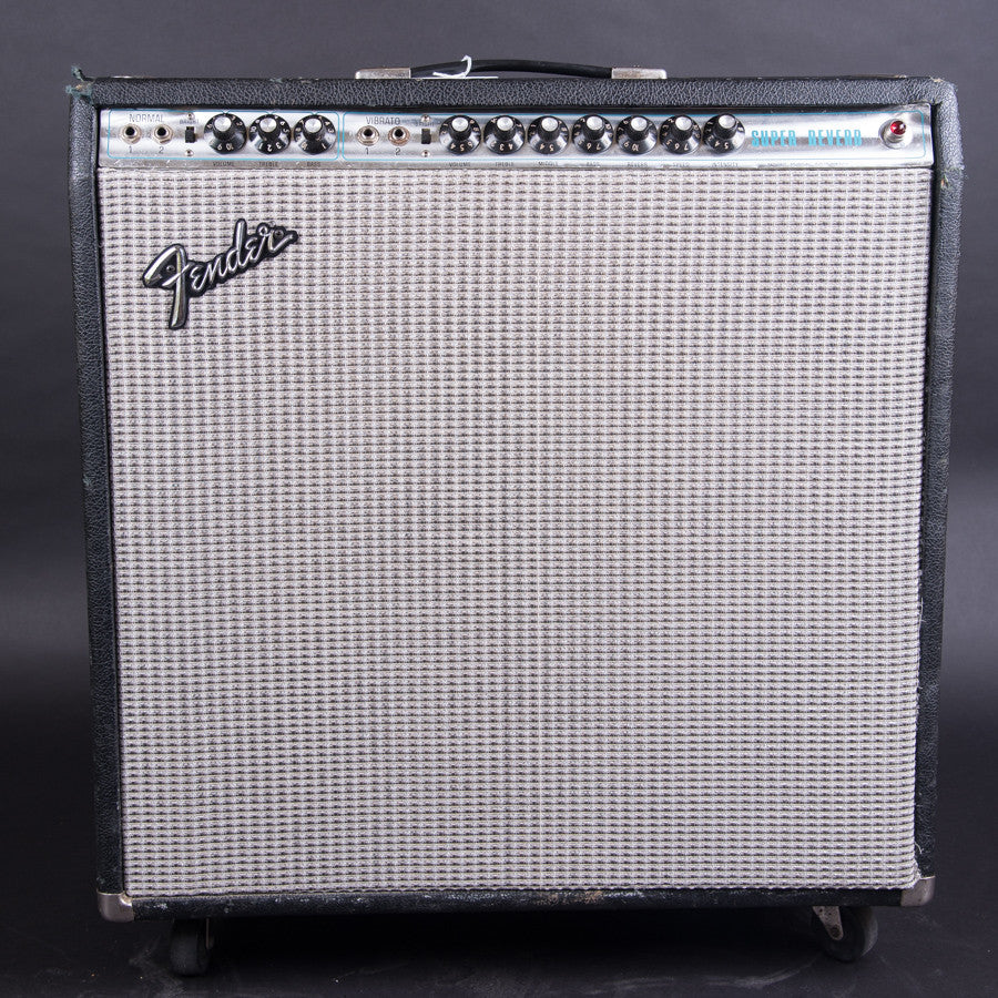 Fender Super Reverb early 1970s