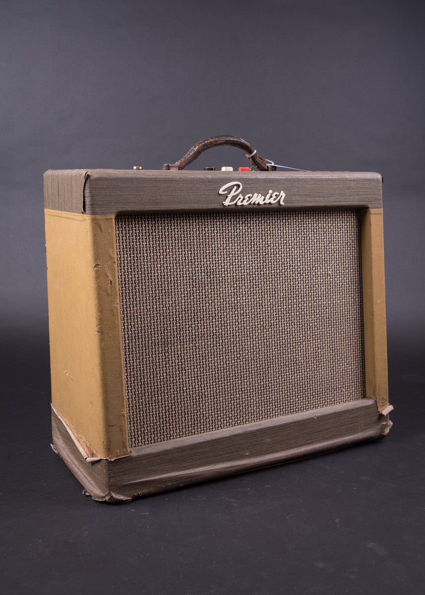 Premier B-160 Club Bass Amp 1964