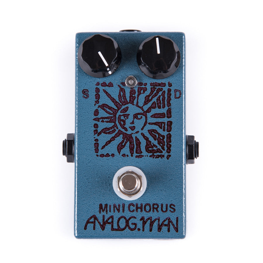 Analogman Mini Chorus Pedal