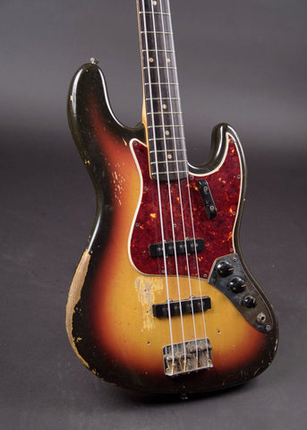 Fender Jazz Bass 1966