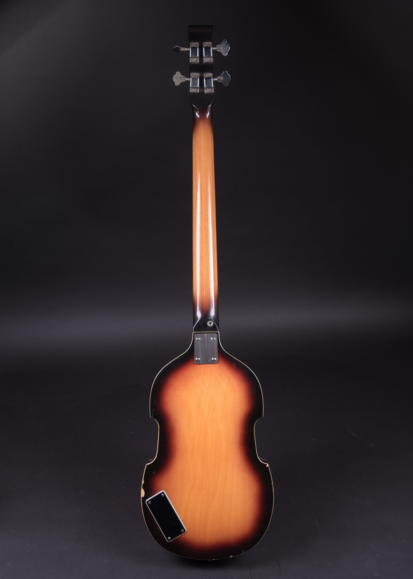 Unlabeled Violin Bass