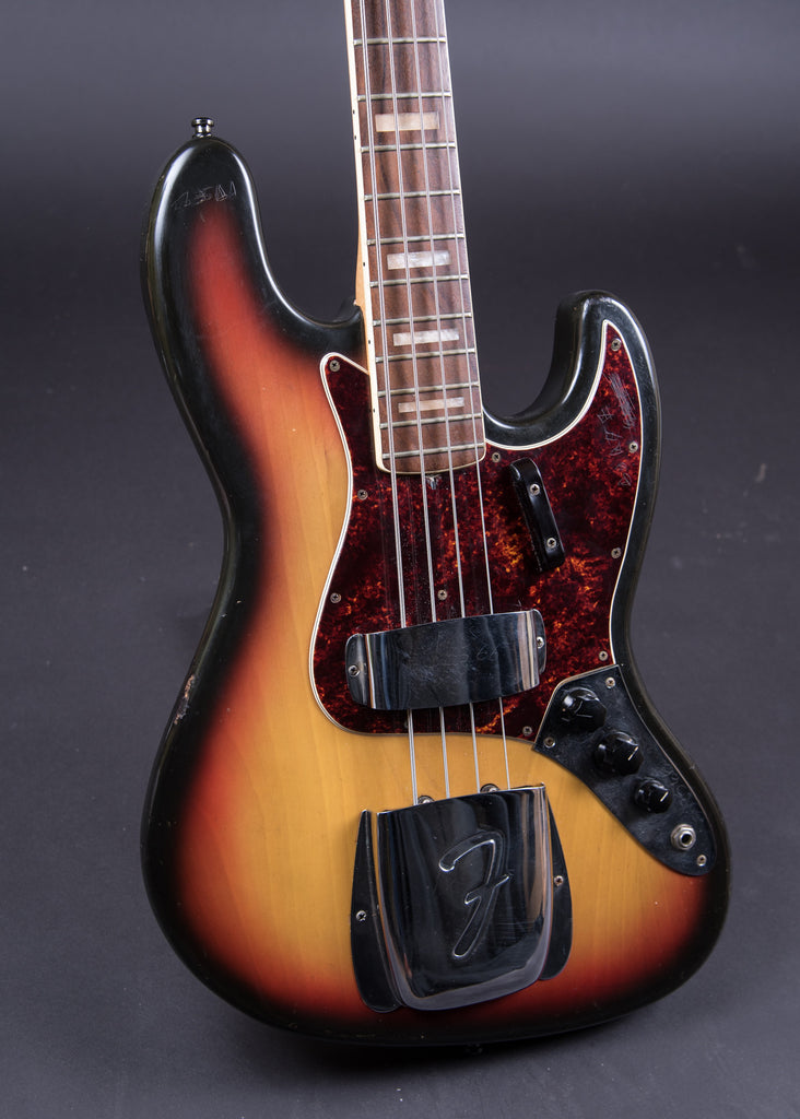 Fender Jazz Bass 1969