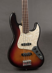 Fender Jazz Bass Fretless 2014