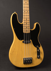 E.B Rooster Bass Dairy Blonde Finish New