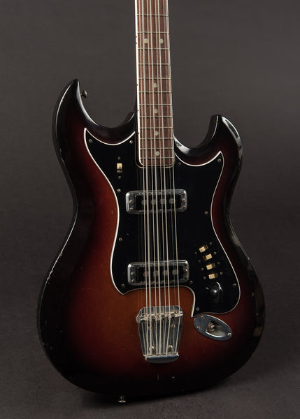 Hagstrom 8-String late 1960s