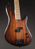 Unlabeled custom bass