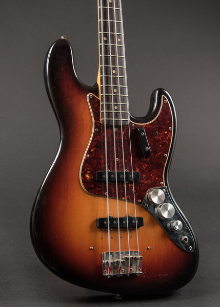Fender Jazz Bass 1962
