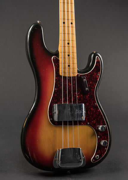 Fender Precision Bass Fretless 1974
