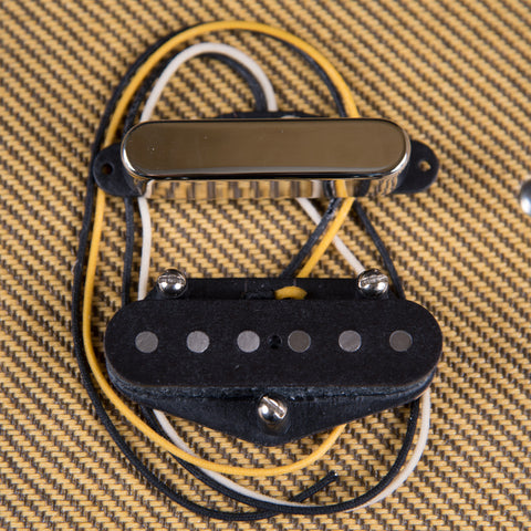 Bare Knuckle Flat '52 Tele Set New