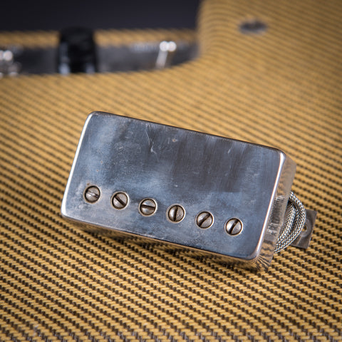 Bare Knuckle Mule Humbucker Bridge Aged Cover New