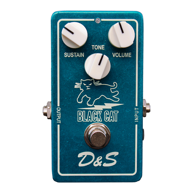 Black Cat Pedals D&S