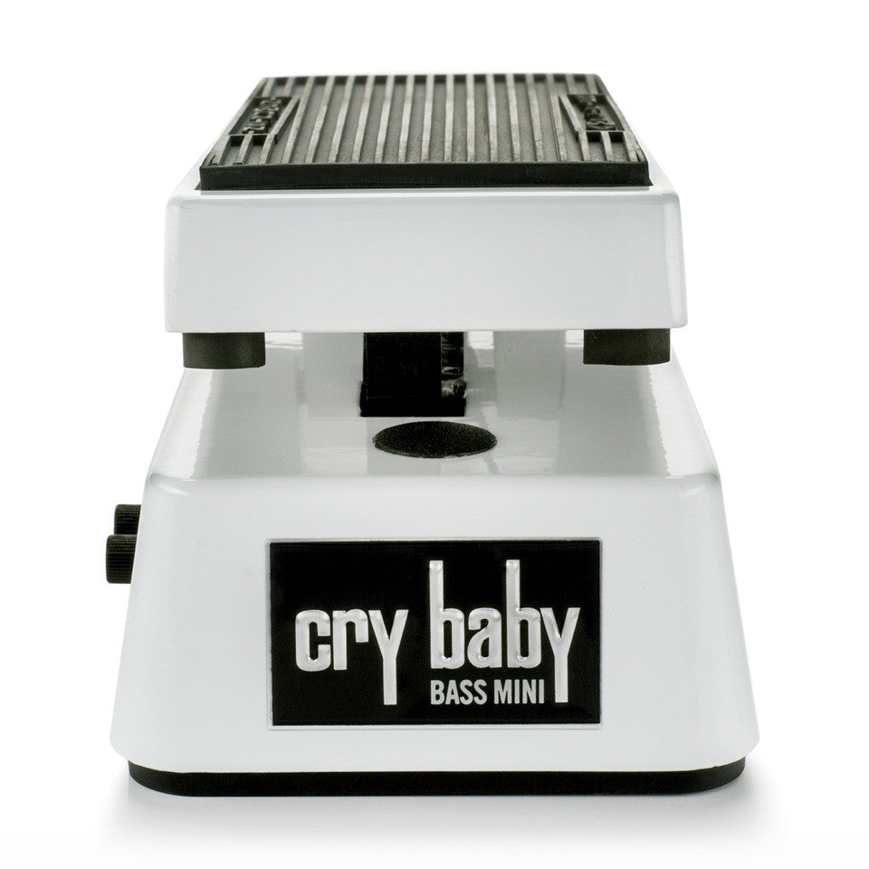 Dunlop CBM105Q Cry Baby Bass Mini Wah