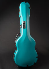 Calton Les Paul Case Teal New