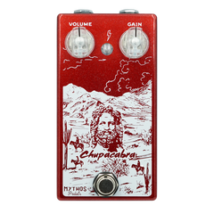 Mythos Pedals Chupacabra Overdrive Fuzz