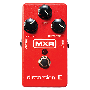 MXR M115 Distortion lll