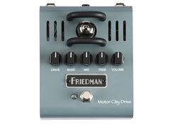 Friedman Motor City Tube Overdrive Pedal