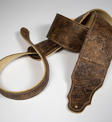 Franklin Straps - Roadhouse Distressed Leather